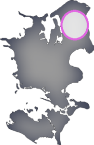 kort kommuner sjælland